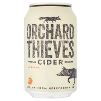 Image of TODAY ONLY Orchard Thieves Cider 330ml