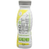 Image of PhD Nutrition Diet Whey with High Protein MilkshakeBanana 330ml