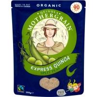 Image of Quinola Mothergrain Express Organic Quinoa - Split Peas 250g