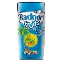 Image of Radnor Still Fruits Tropical 200ml