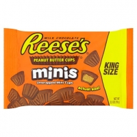 Image of Reeses Peanut Butter Cups Minis 70g