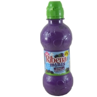 Image of Ribena Minis Brilliant Blackcurrant 250ml