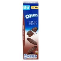 Image of TODAY ONLY Oreo Thins Chocolate Creme 96g