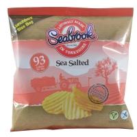 Image of Seabrook Sea Salted Crisps 18g
