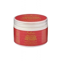 Image of Shea Moisture FRUIT FUSION COCONUT WATER WEIGHTLESS HAIR MASQUE 354ml
