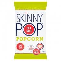 Image of TODAY ONLY Skinny Pop Sea Salt Popcorn 18g