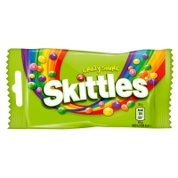Image of TODAY ONLY Skittles Crazy Sours 38g