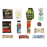 Image of MEGA DEAL Sports Nutrition Variety Box