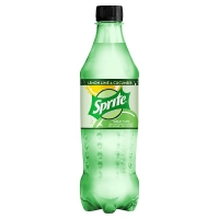 Image of TODAY ONLY Sprite Lemon Lime and Cucumber 500ml