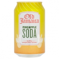 Image of SUNDAY SPECIAL Old Jamaica Pineapple Soda 330ml