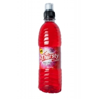 Image of Thirsty Original Raspberry Flavour Still Drink 500ml