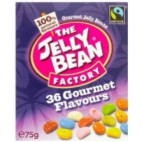 Image of Jelly Bean Factory 36 Gourmet Flavours 75g