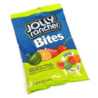 Image of Jolly Rancher Sour Bites 113g