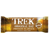 Image of Trek Original Oat Protein Flapjack Bar 50g