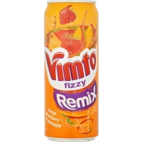 Image of Vimto Fizzy Remix 330ml