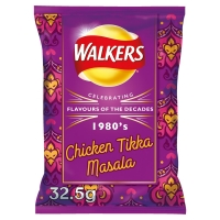 Image of Walkers Chicken Tikka Masala 32.5g