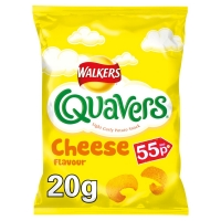 Image of Walkers Quavers Cheese Flavour 20.5g