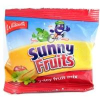 Image of Whitworths Sunny Fruits Juicy Fruit Mix 25g