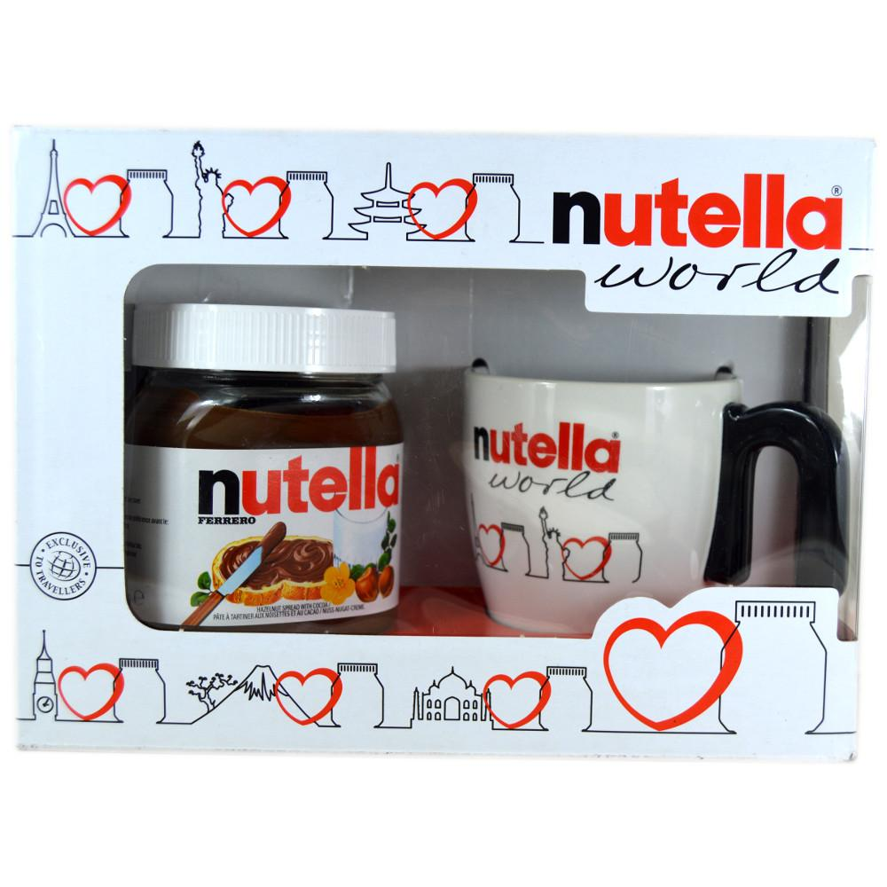 Nutella 350g Hazelnut Spread and Mug Giftset