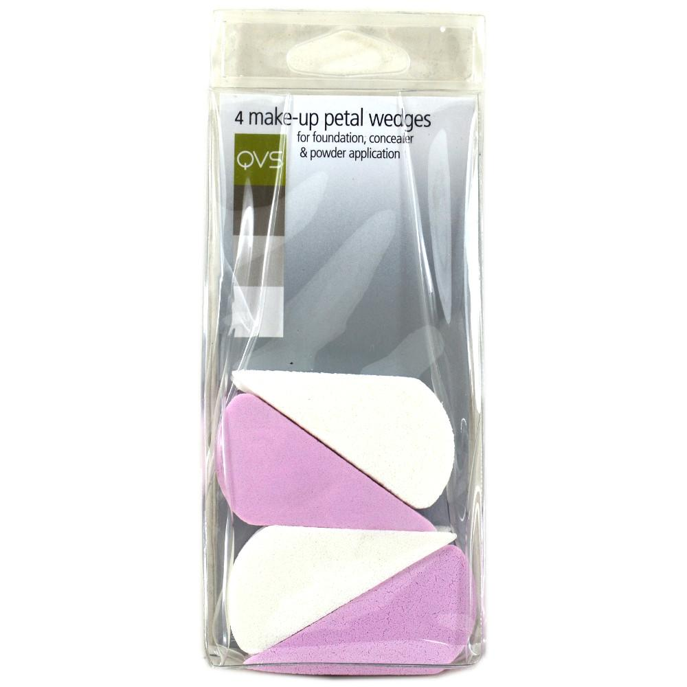 FURTHER REDUCTION  QVS 4 Make Up Petal Wedges