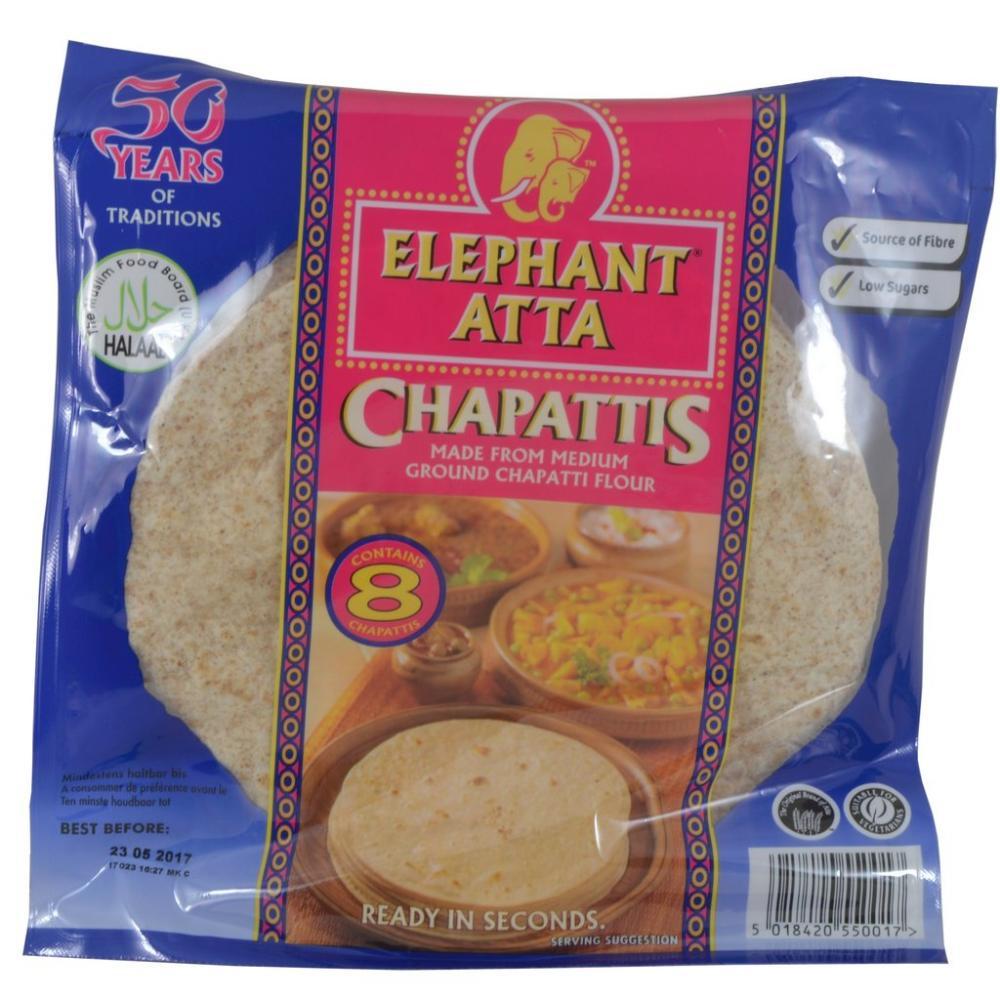 Elephant Atta 8 Chapattis