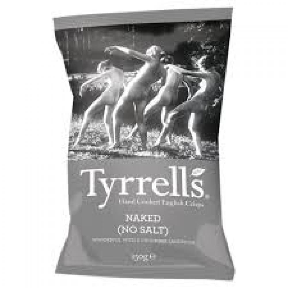 Tyrrells Naked Chips 150g