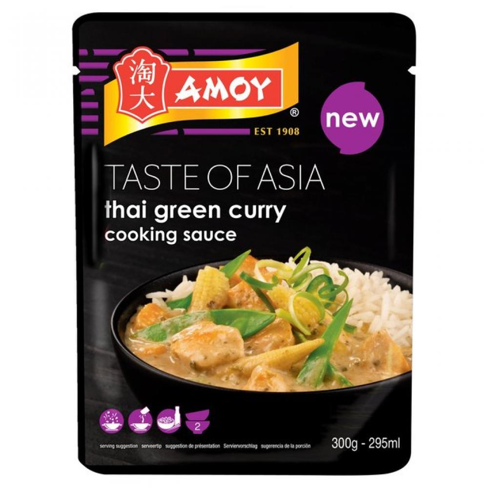 Amoy Thai Green Curry Cooking Sauce 300g