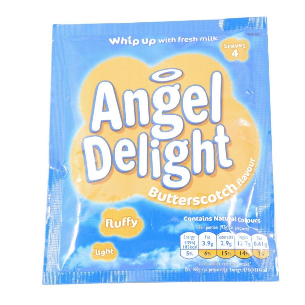 Angel Delight Butterscotch Flavour 59g
