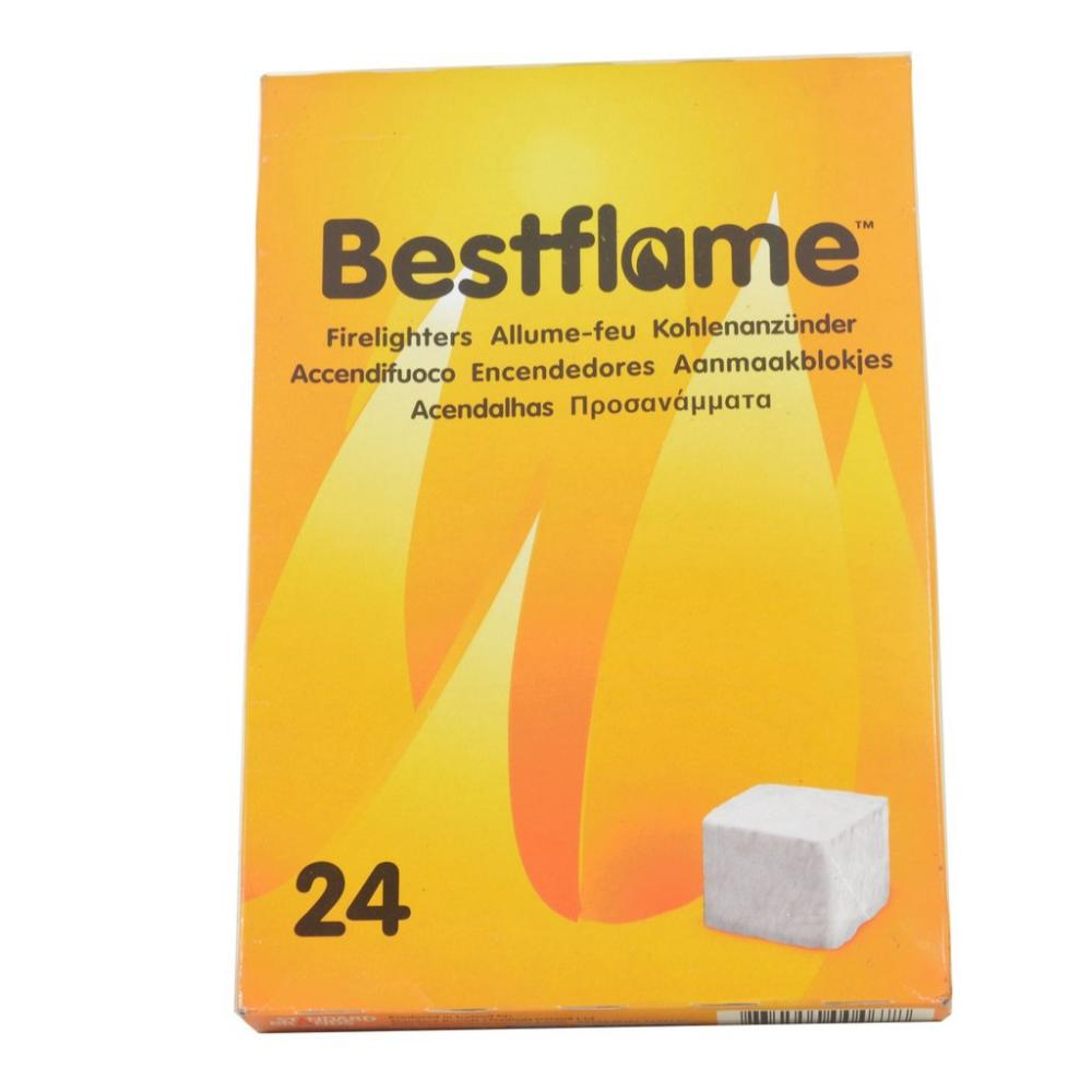 FURTHER REDUCTION  Bestflame 24 Firelighters