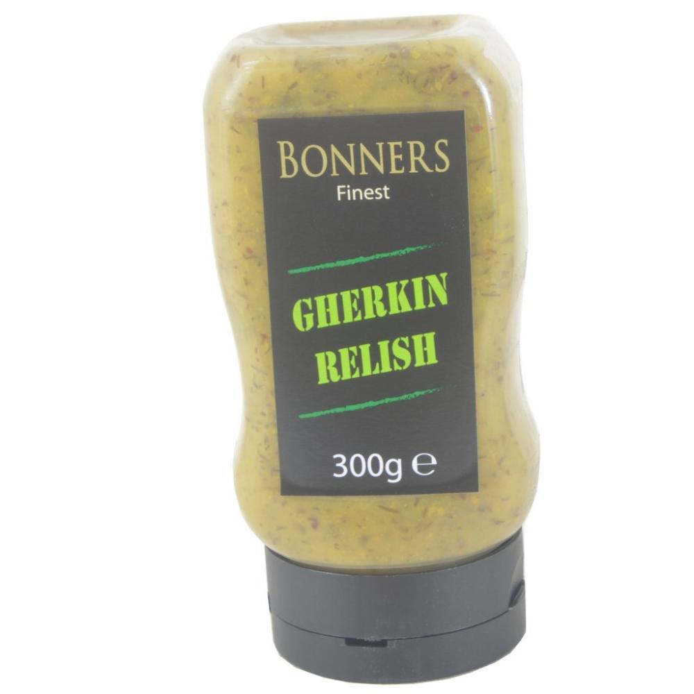 Bonners Finest Gherkin Relish 300g