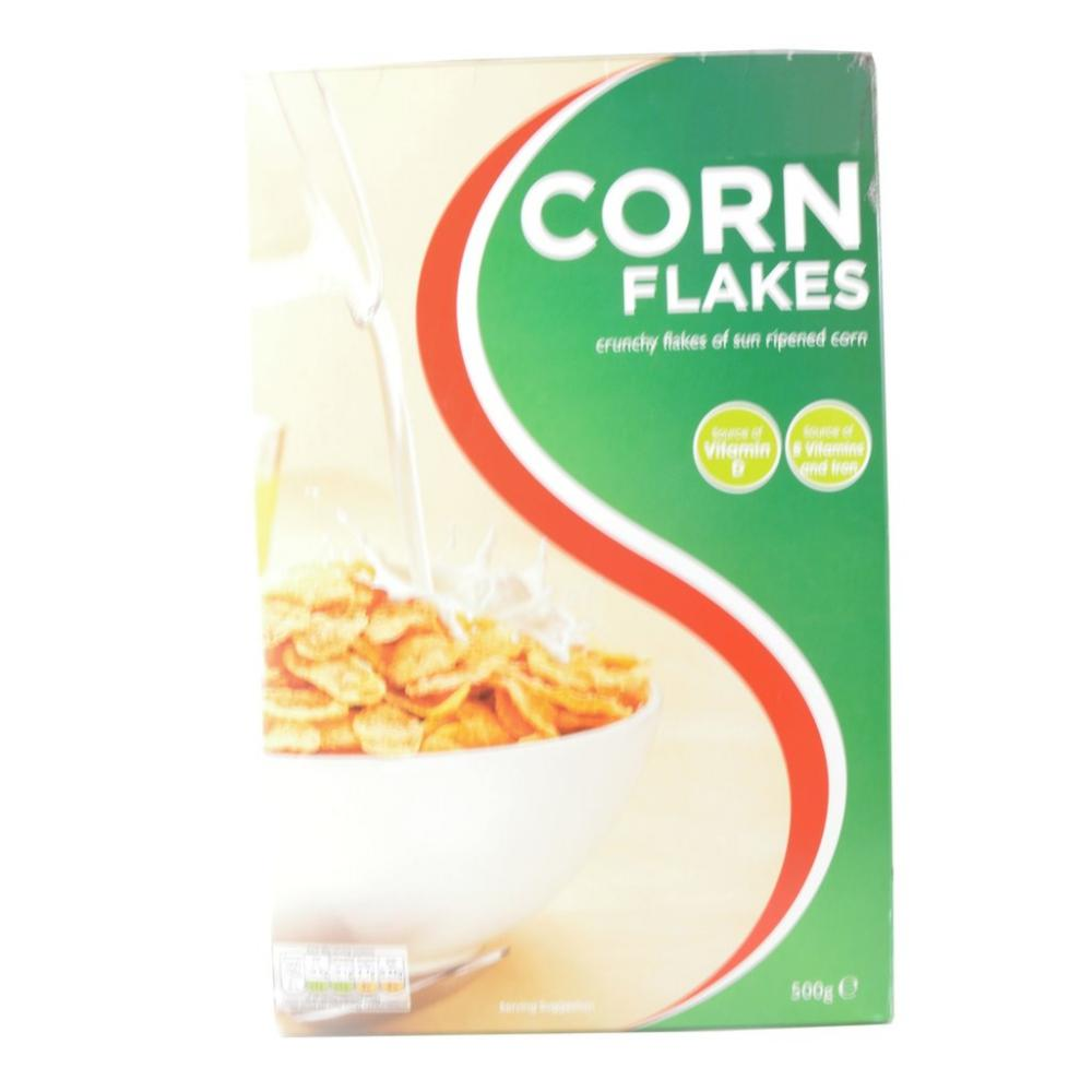 De Identified Corn Flakes 500g