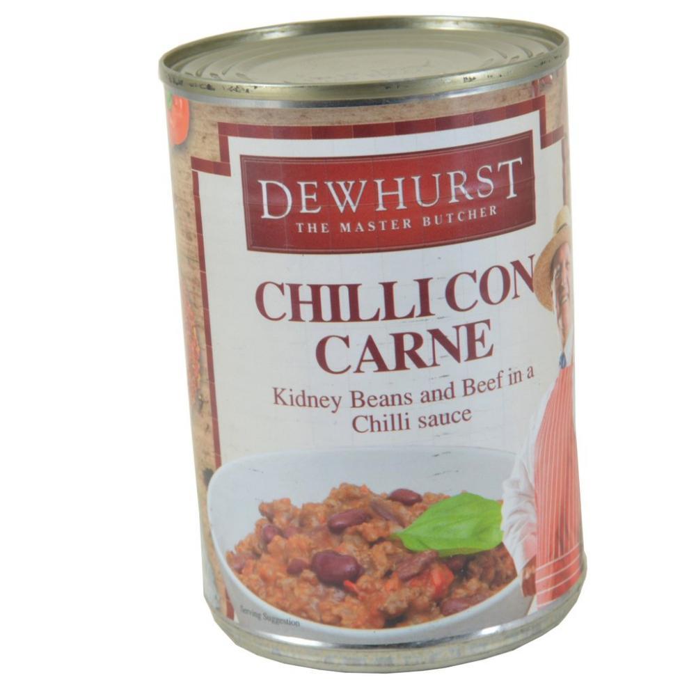 Dewhurst Chilli Con Carne 390g