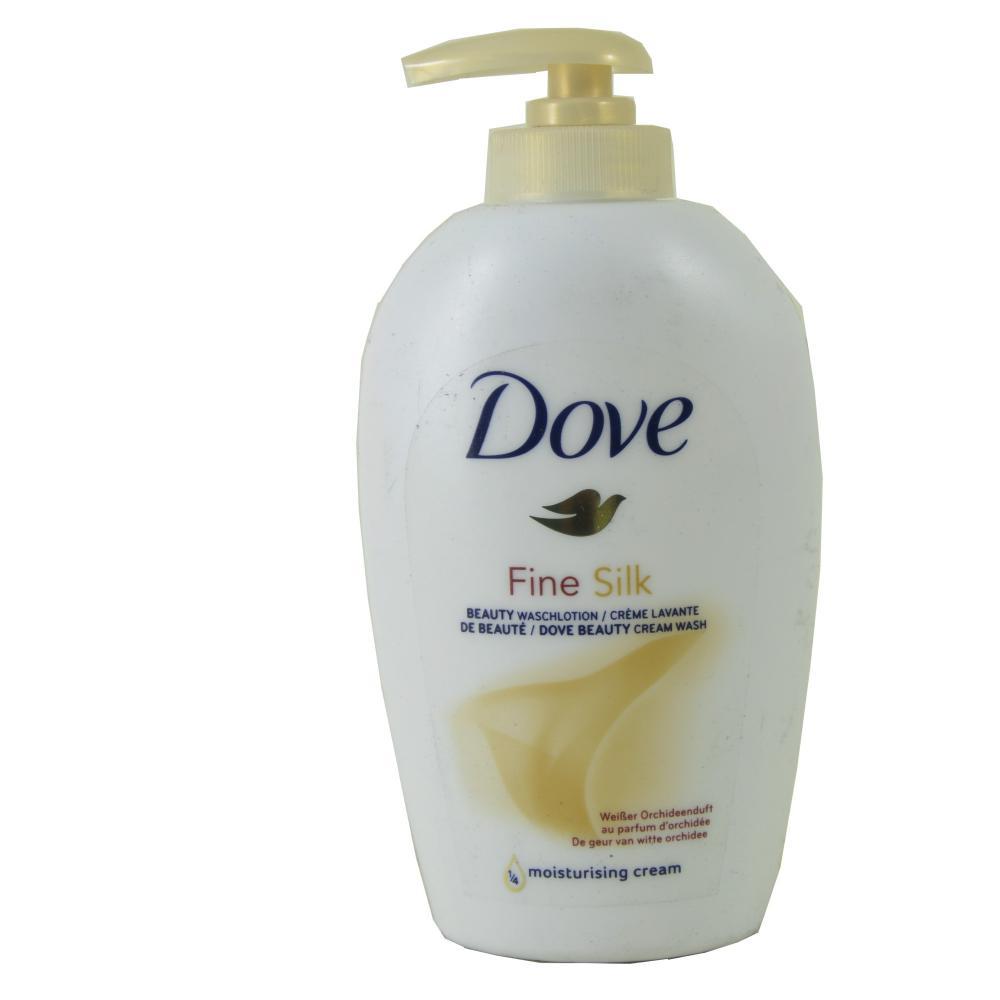 Dove Fine Silk Moisturising Cream 250ml