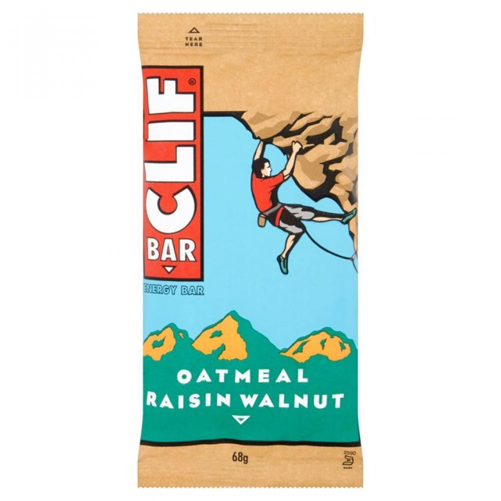 Clif Bar Energy Bar Oatmeal Raisin Walnut 68g