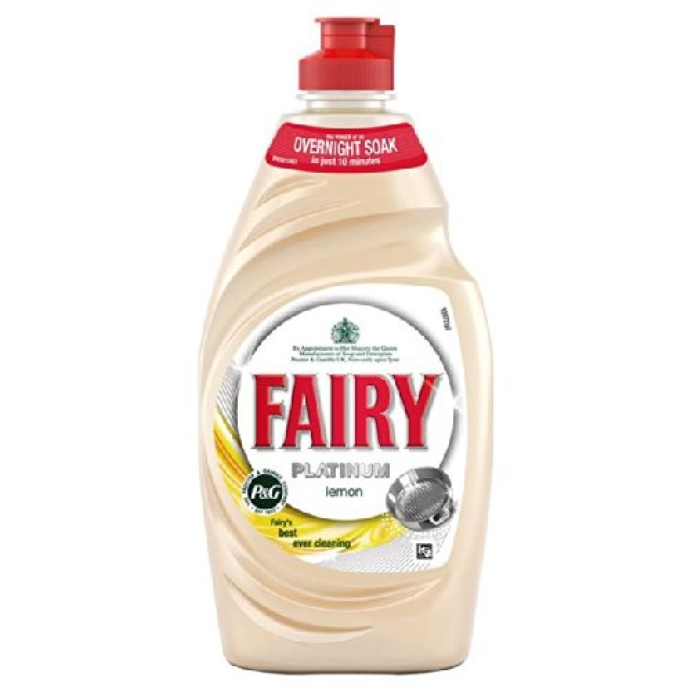 Fairy Platinum Lemon 870ml