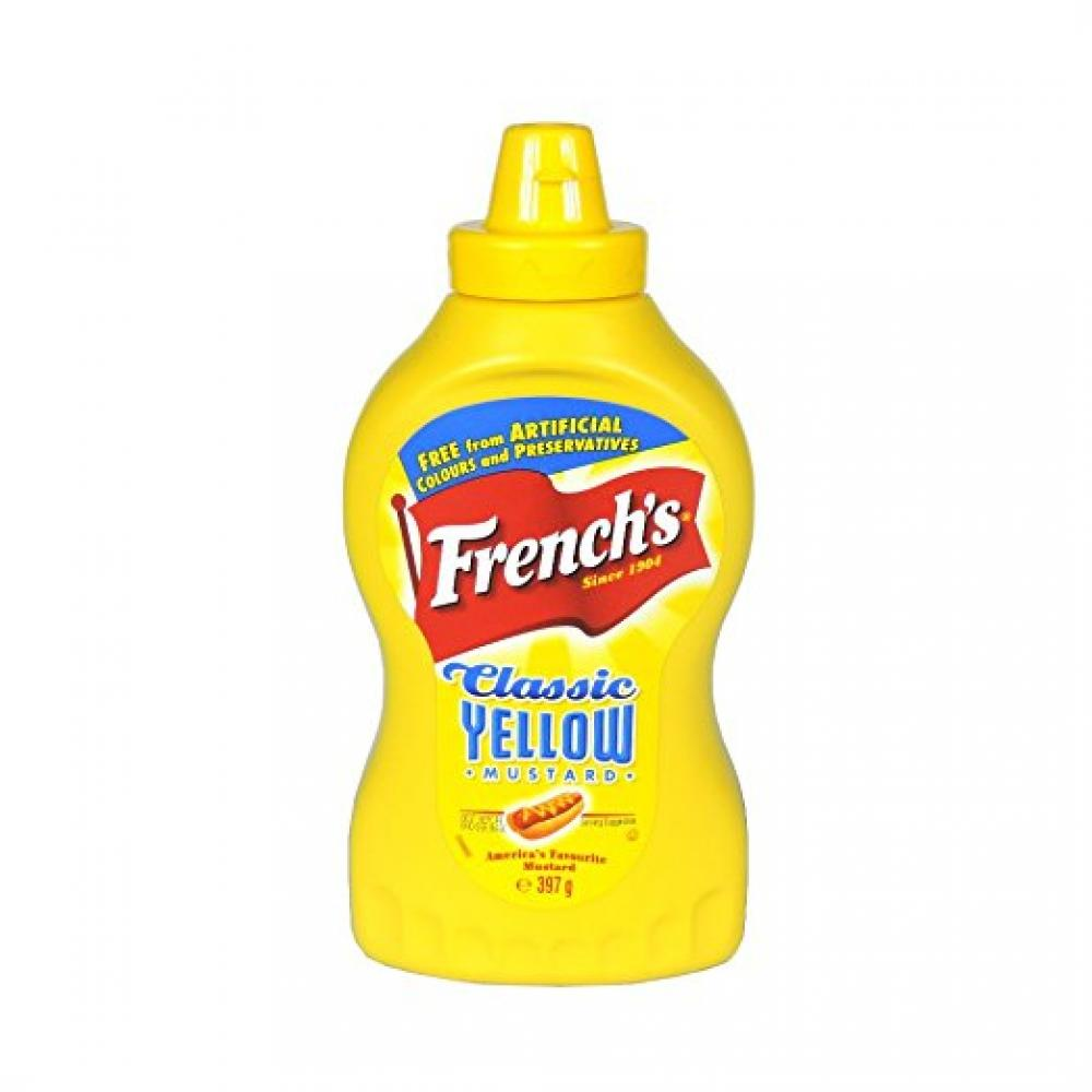 Frenchs Classic Yellow Mustard 397g