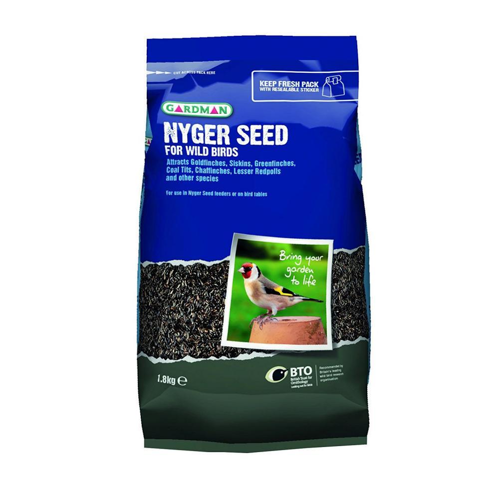 Gardman Nyger Seed 1.8kg