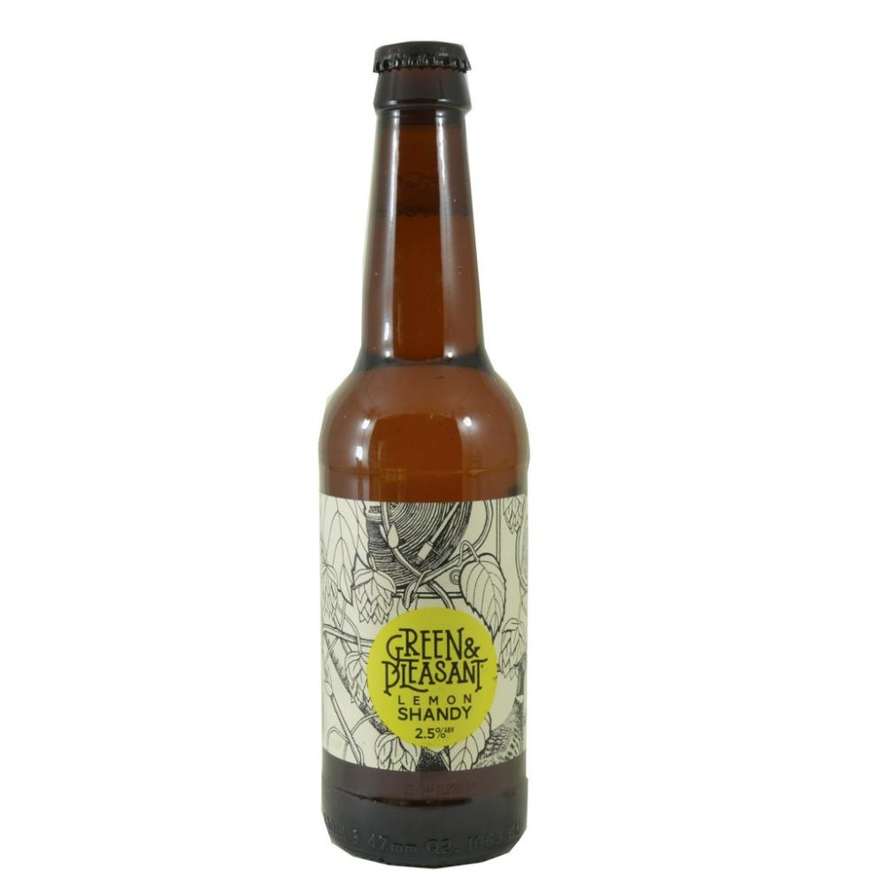 Green And Pleasant Lemon Shandy 330ml