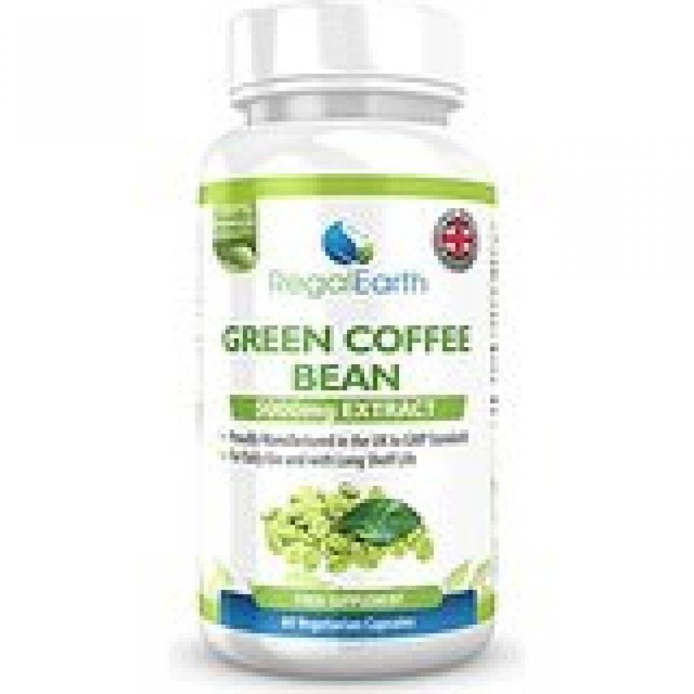 Health first Pure Green coffee bean Max Extract 60 Capsules