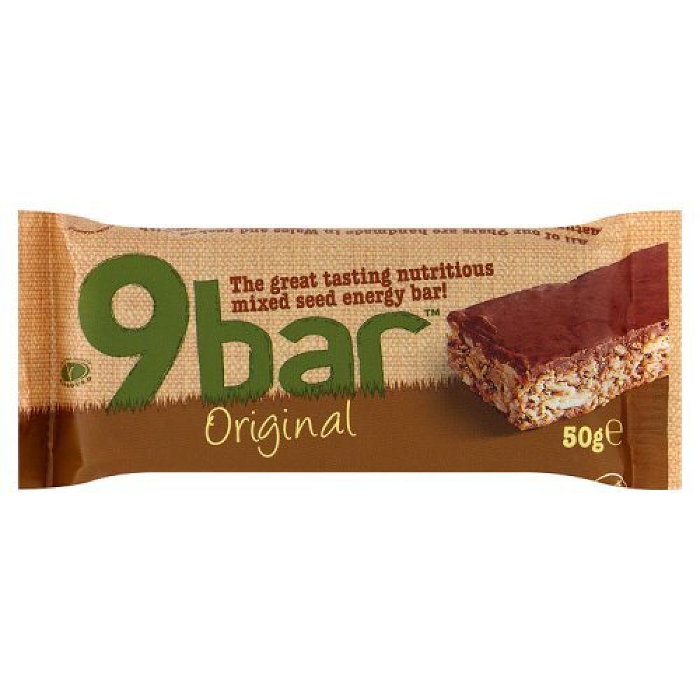 Ninebar Hemp Seed Bar Original 50g