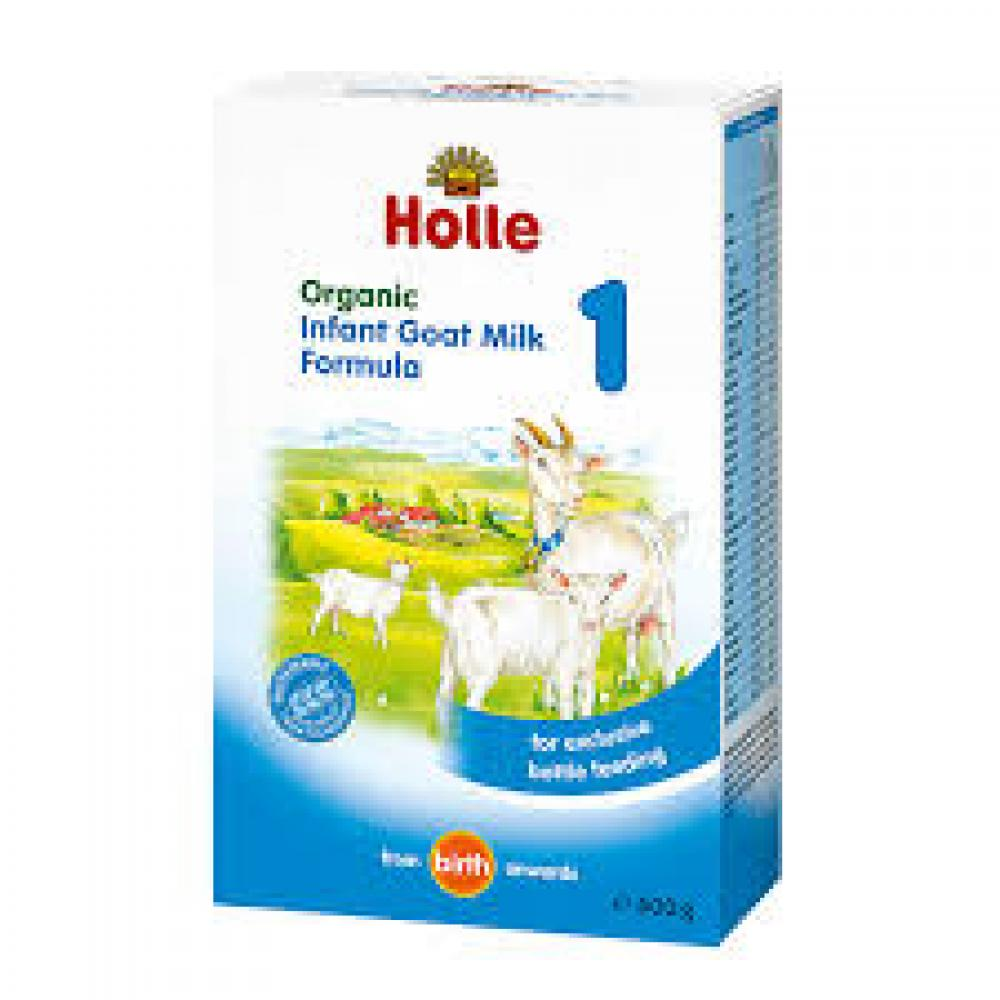 Holle Infant Formula 1 Goat Milk 400g