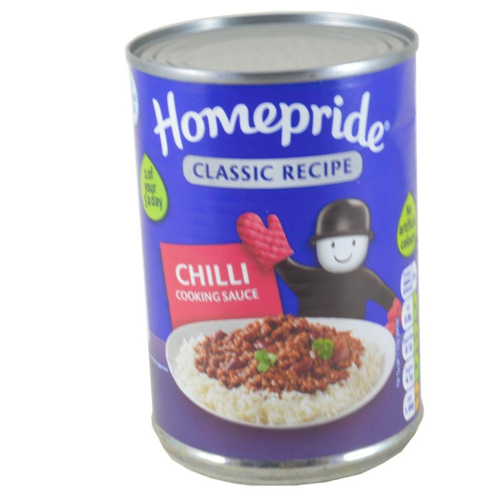 Homepride Chilli Cooking Sauce 400g