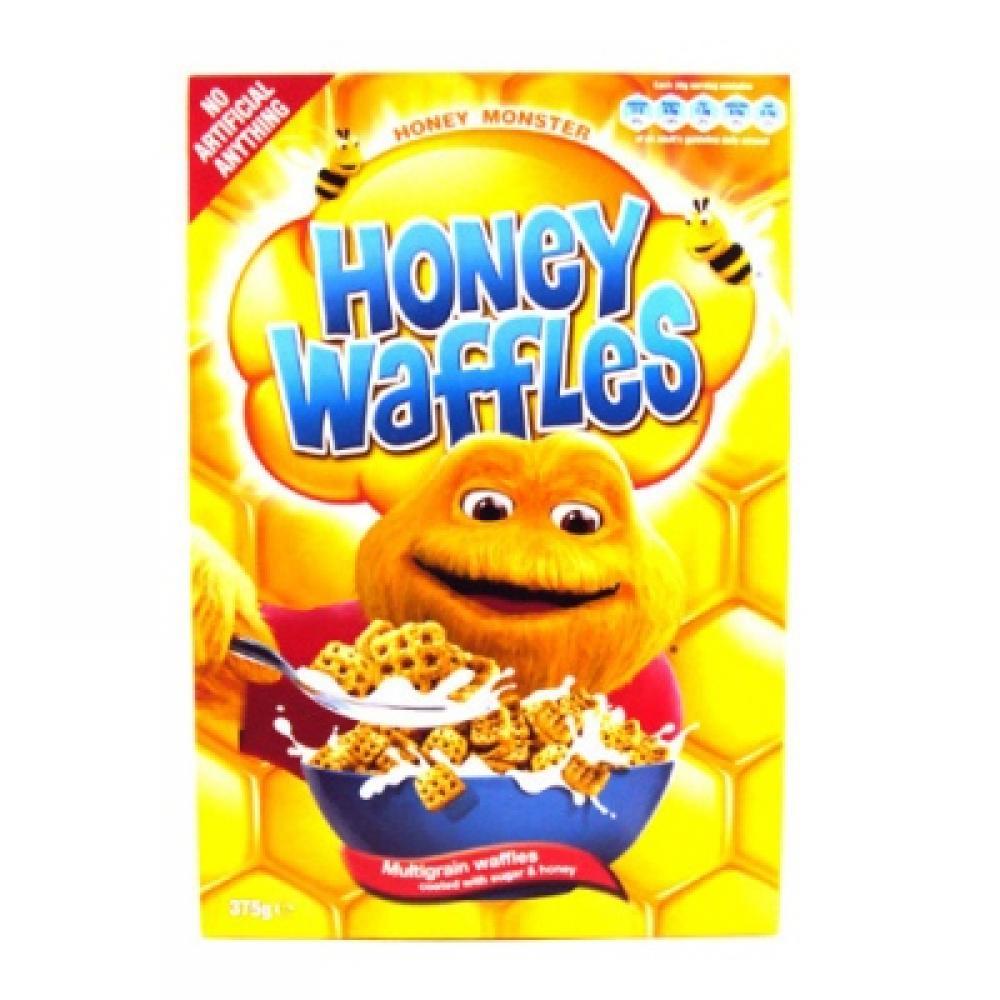Honey Waffles Multigrain Cereal 300g