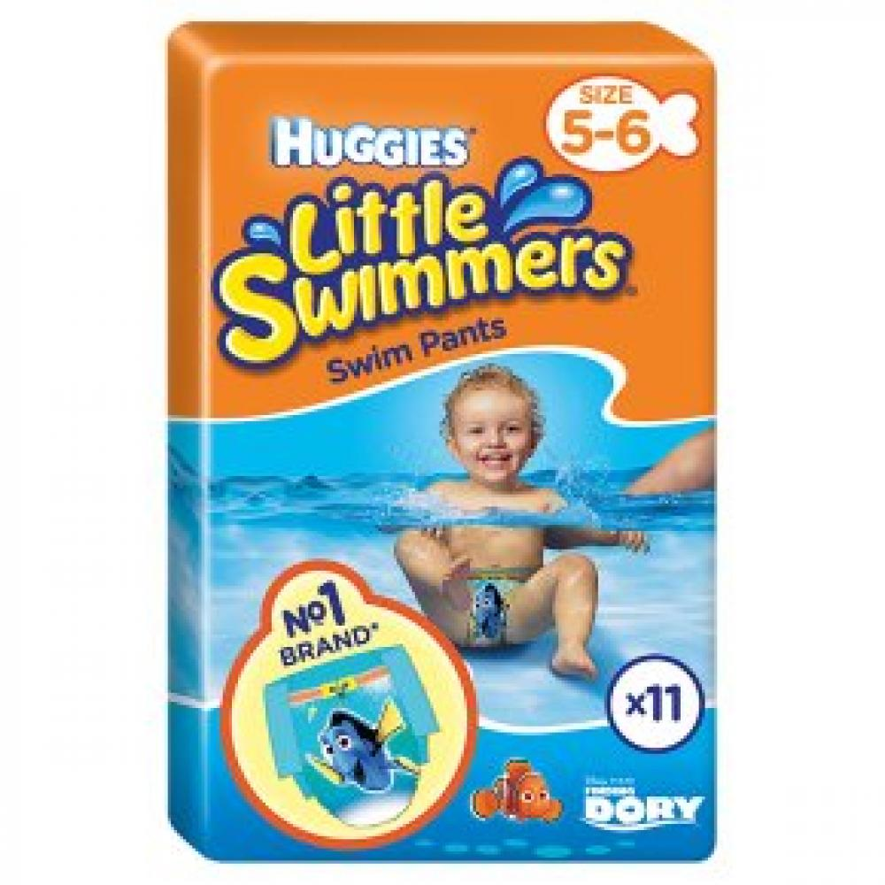 Huggies Swimmers Size 5 to6 Nappies 11 pack