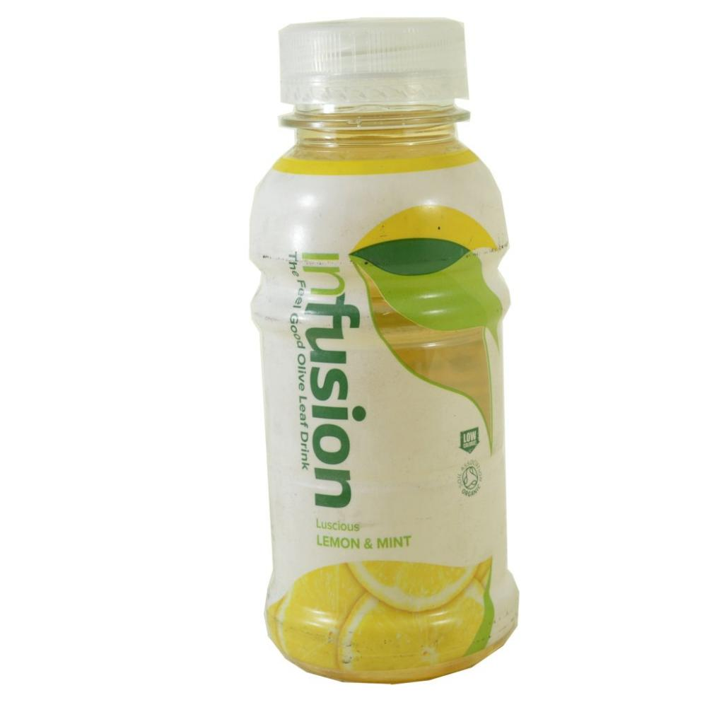 Infusion Luscious Lemon and Mint Drink 250ml