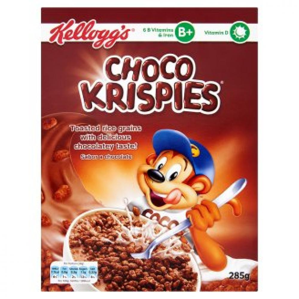 Uncategorized Choco Krispis kelloggs choco krispies 285g approved food 285g