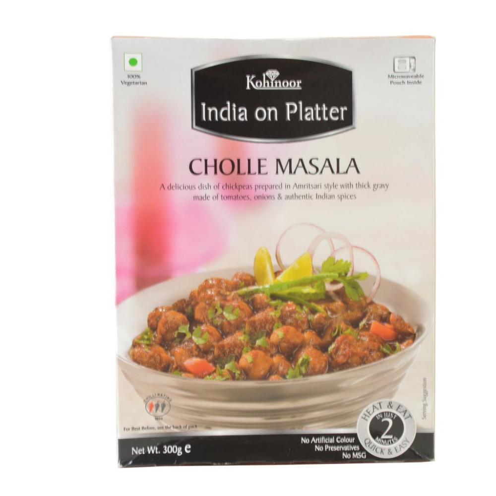 FURTHER REDUCTION  Kohinoor Cholle Masala 300g