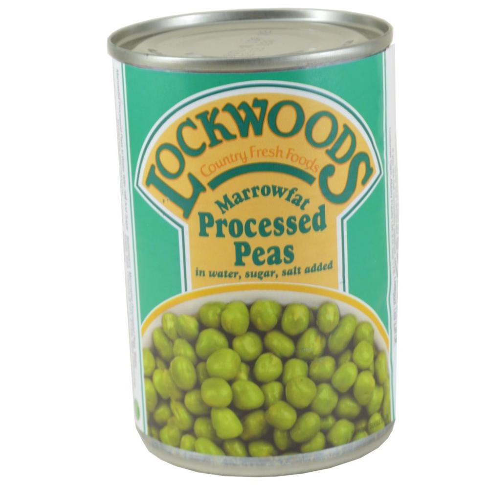 Lockwoods Marrowfat Processed Peas 300g