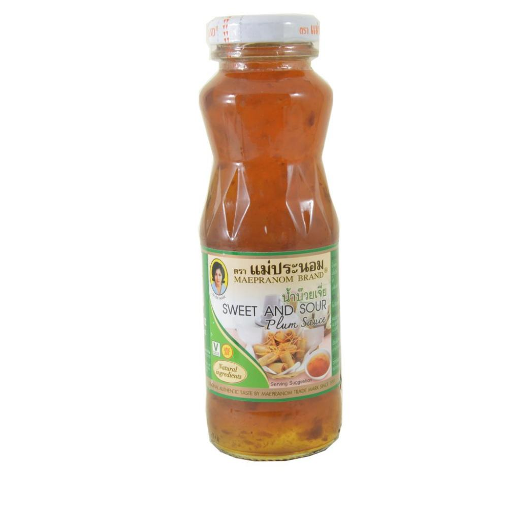 FURTHER REDUCTION  Maepranom Brand Sweet And Sour Plum Sauce 260g