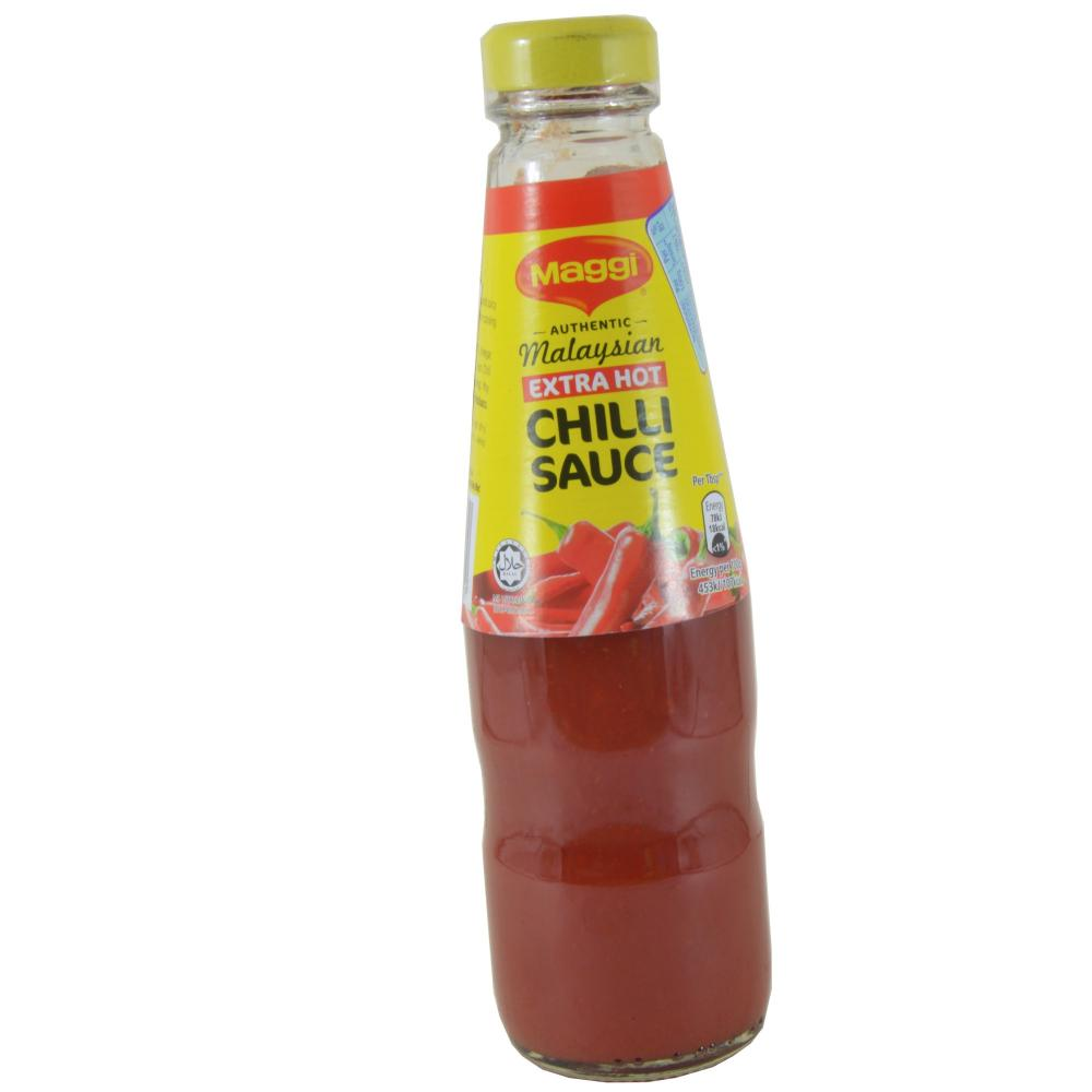 Maggi Malaysian Extra Hot Chilli Sauce 320g